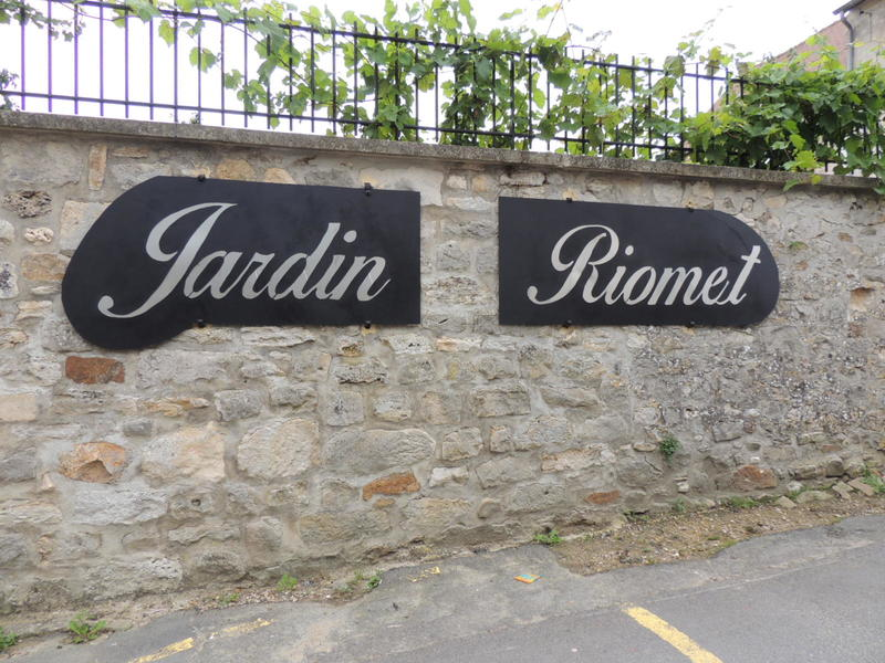Jardin RIOMET Château-Thierry 08 14